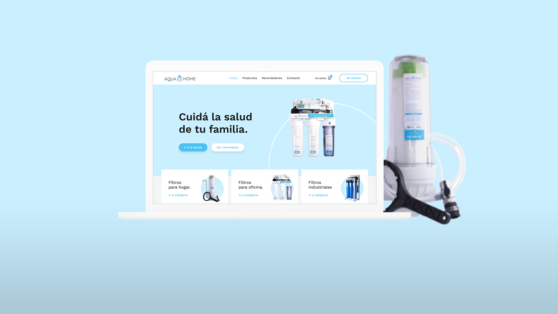 A new family of<br>digital products